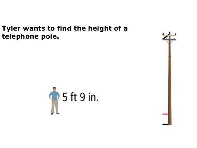 Similarity using indirect measurements updated 3 19-14
