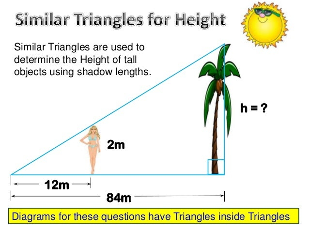 Similar Triangles II