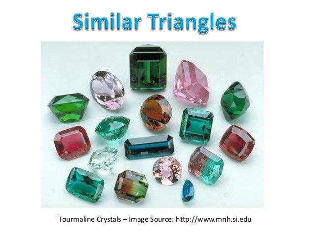 Tourmaline Crystals – Image Source: http://www.mnh.si.edu