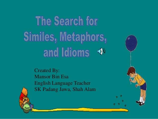 Created By: Mansor Bin Esa English Language Teacher SK Padang Jawa, Shah Alam