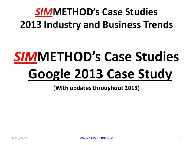 google case studies hrm Case studies services strategic knowledge bank reports white papers webinars tipsters you are here: home works case study - shrm case study - shrm 250 k members from 36,000 members to over a quarter million the society for human resource management (shrm) engaged mgi in the.