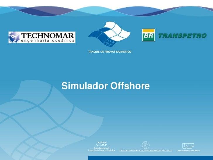 Simulador Offshore