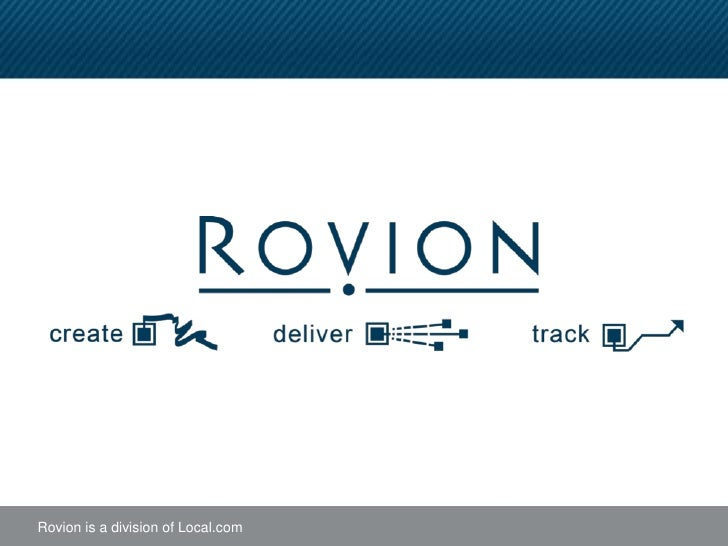 Rovion is a division of Local.com<br />