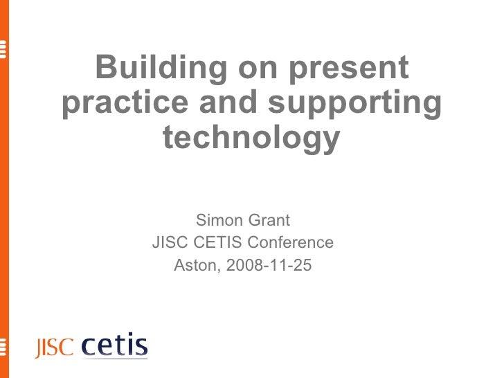 Technology for Work-Based Learning, 1 Slide 2