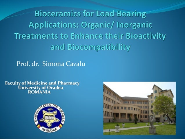 Prof. dr. Simona CavaluFaculty of Medicine and PharmacyUniversity of OradeaROMANIA