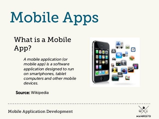 What is App?