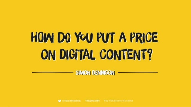 How Do You Put a Price on Digital Content?