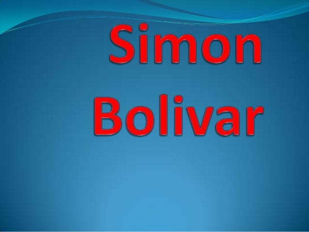 The surname Bolívar derives  from the Bolívar aristocrats who came from a small village in the Basque Country, Spain, cal...