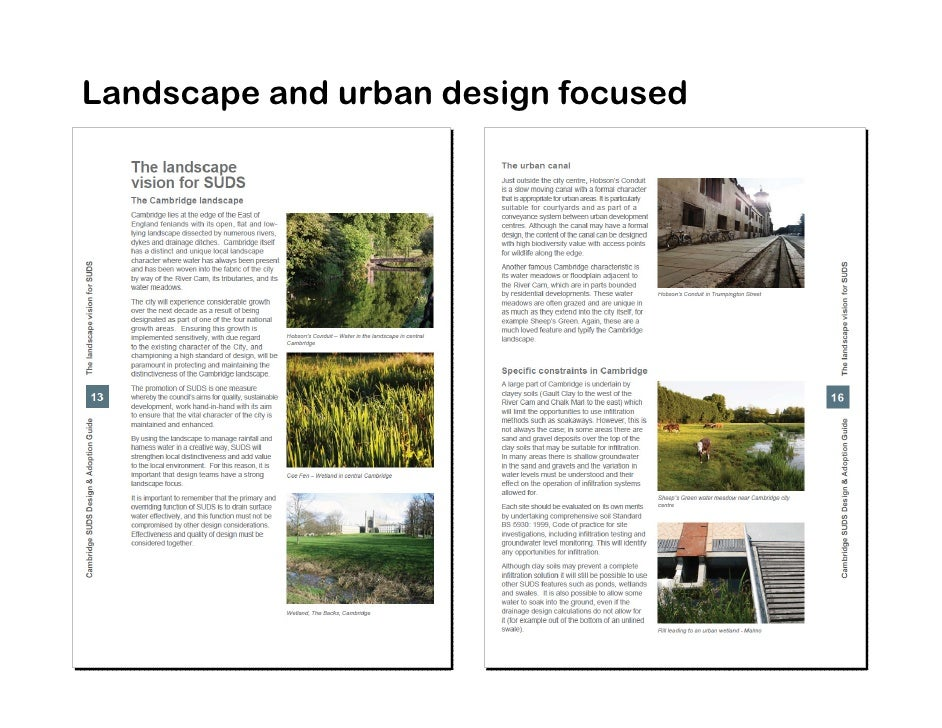 Case study landscape design for Landscape design guide