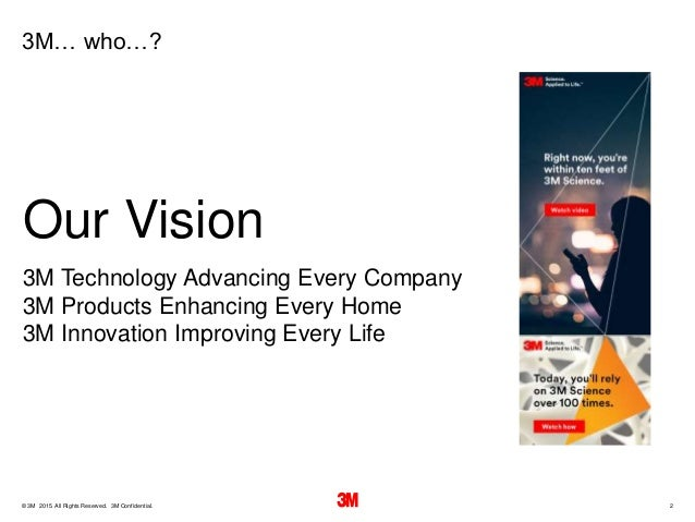 case study on 3m Case study of innovation at 3m the first part of the paper will identify and discuss three issues in the case study of 3m, which intrigues me the most.