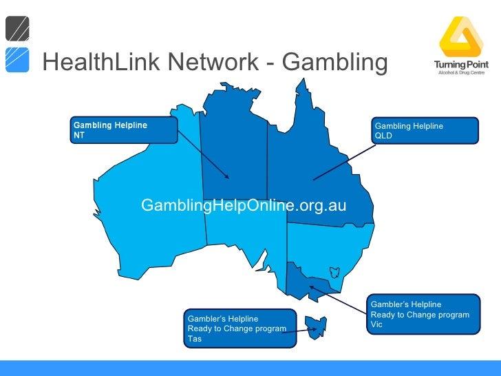 Gambling services victoria
