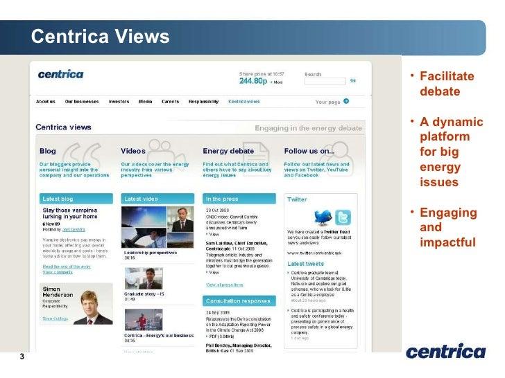 Social Media in a Corporate Context 2010 - Simon Henderson Slide 3