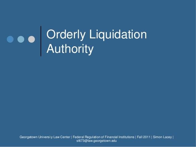 Liquidating receiver definition law
