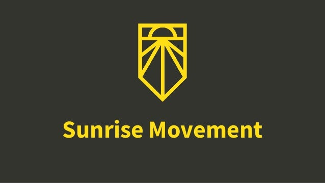 Sunrise Movement