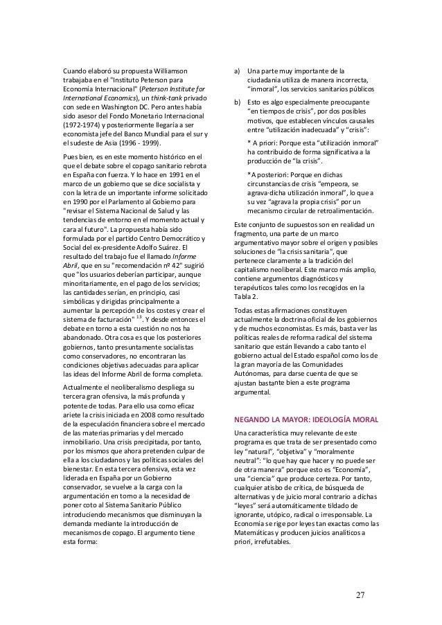 "CuandoelaborósupropuestaWilliamson trabajabaenel""InstitutoPetersonpara EconomíaInternacional""(PetersonInst..."