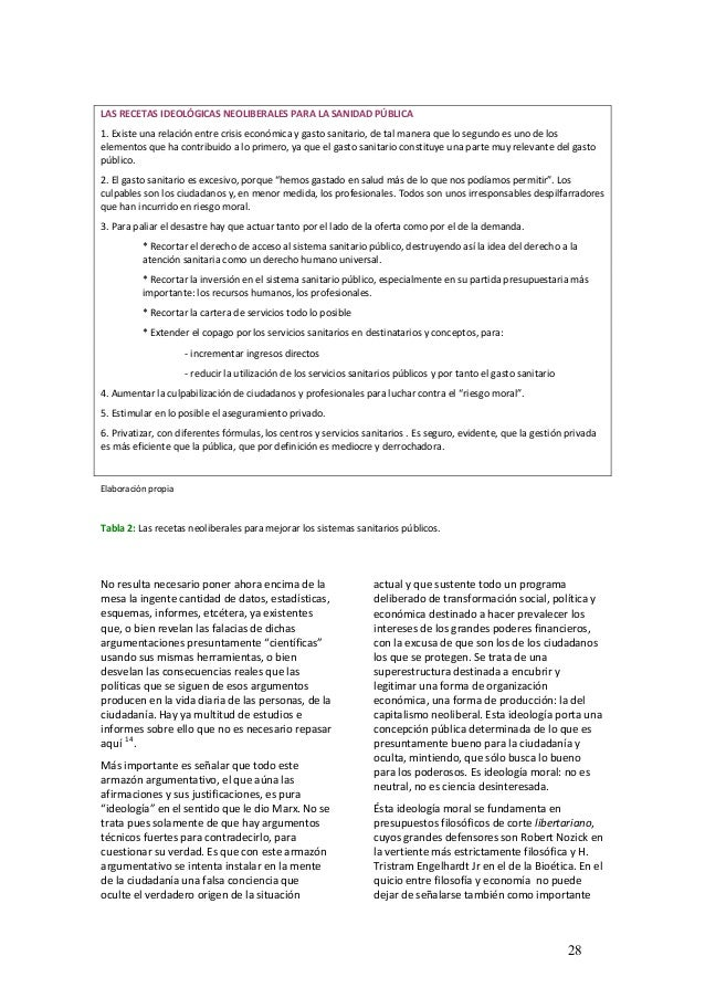 LASRECETASIDEOLÓGICASNEOLIBERALESPARALASANIDADPÚBLICA 1.Existeunarelaciónentrecrisiseconómicaygastosani...