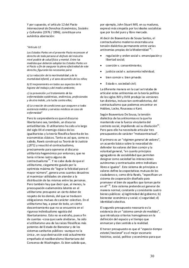 Yporsupuesto,elartículo12delPacto InternacionaldeDerechosEconómicos,Sociales yCulturales(1976/1996),cons...