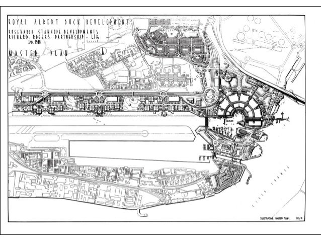 Waterfronts in the recent history of Urban Design