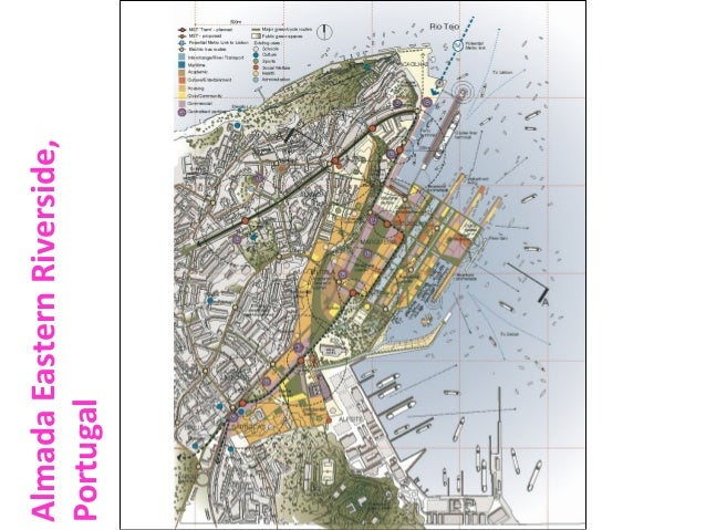 Barangaroo Masterplan, Sydney
