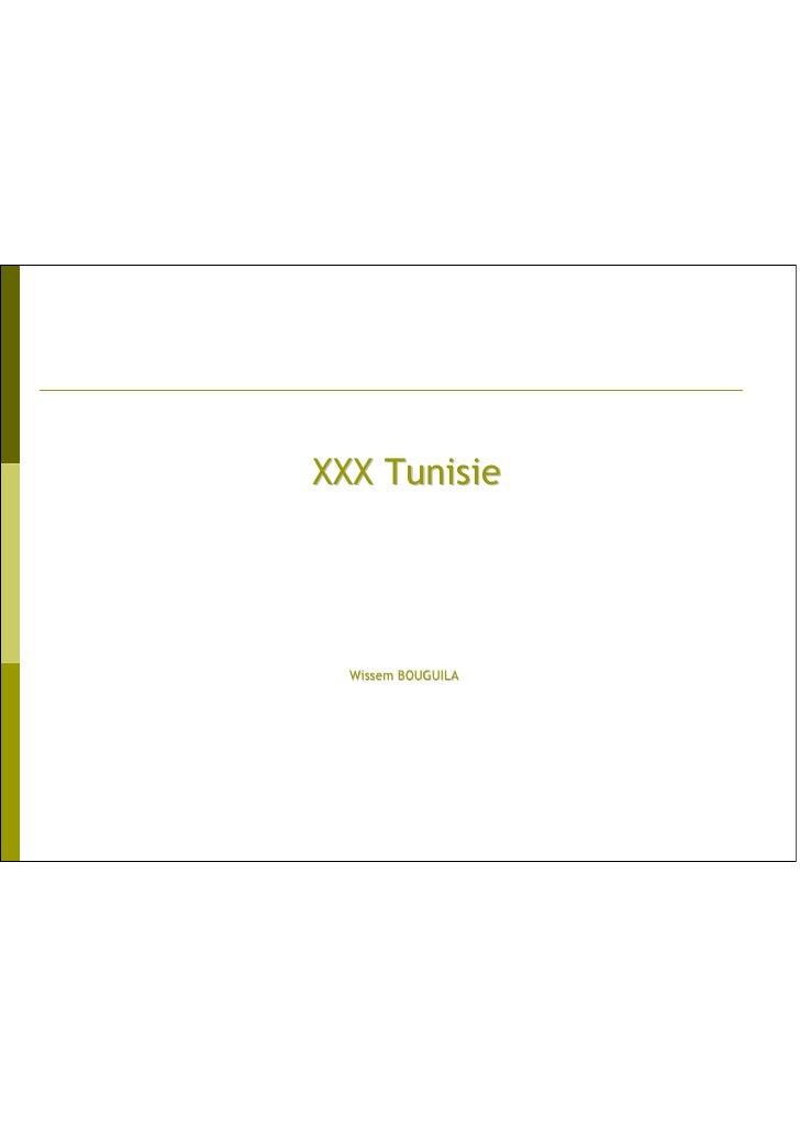 XXX Tunisie  Wissem BOUGUILA