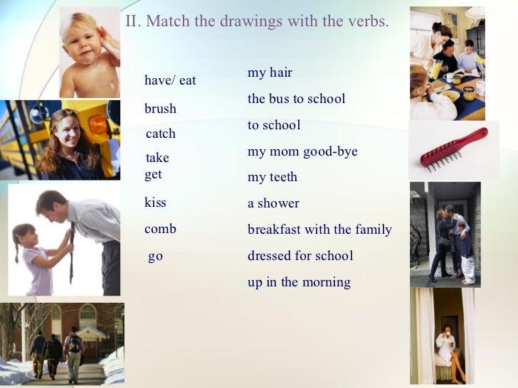 simple present tense Slide 3