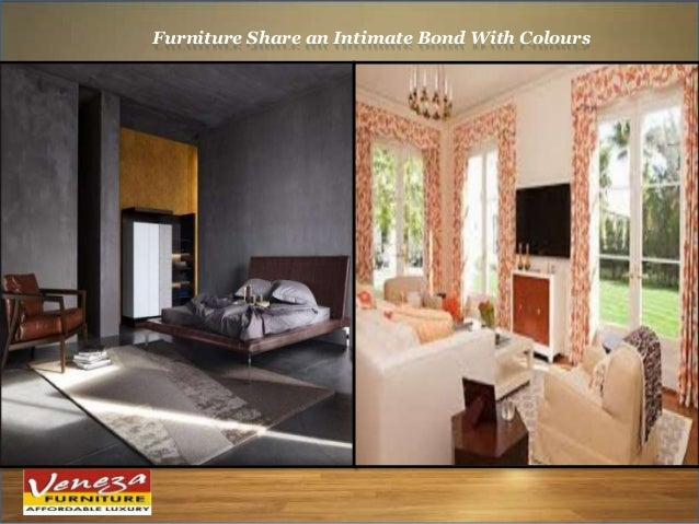 furniture share an intimate bond with colours - Designing Ideas