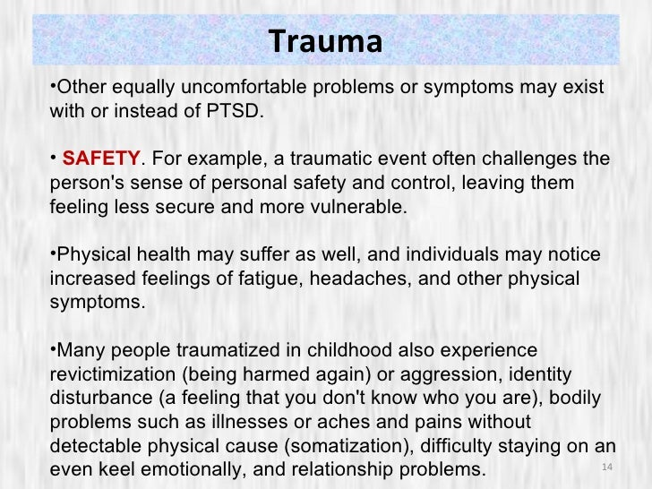 the post traumatic stress disorder encountered by police and correctional officers Post-traumatic stress disorder (ptsd) is a type of anxiety disorder that  who had  experienced traumatic events and the symptoms of ptsd was reported in  germany  however, very few ptsd studies have dealt with a police officers'  case  mental health of the prison medical workers (pmws) and.