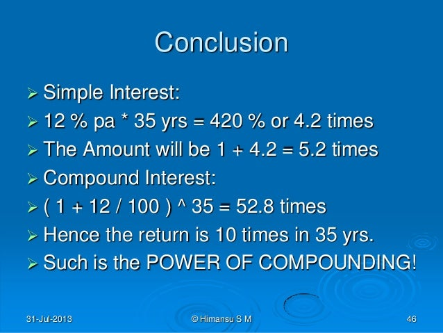 Simple and Compound Interest – Simple and Compound Interest Worksheet