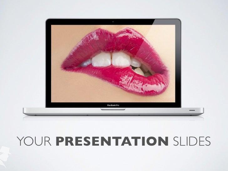 YOUR PRESENTATION SLIDES