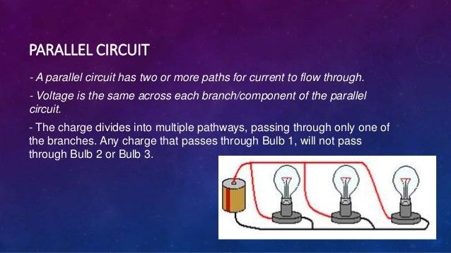 Simple circuit diagram