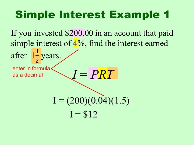 Simple Interest Formula Worksheet Sharebrowse – Simple and Compound Interest Worksheet