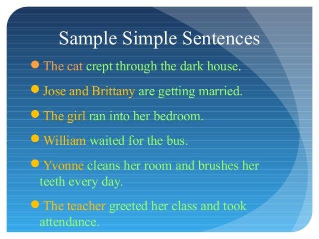 Types of english sentences 1 6 compound sentences m4hsunfo