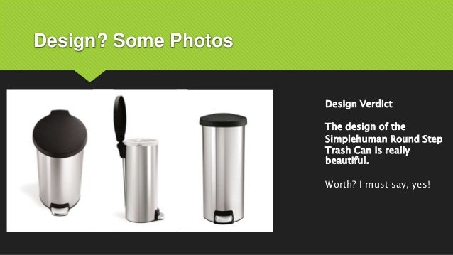 Simplehuman Round Step Trash Can Review By U2013 BestReviewZon.Com; 2.