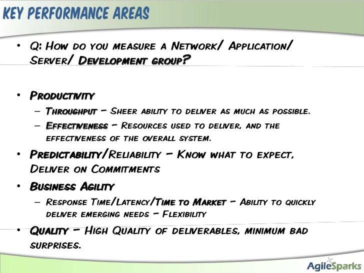 Simple Lean Agile KPIs Slide 2