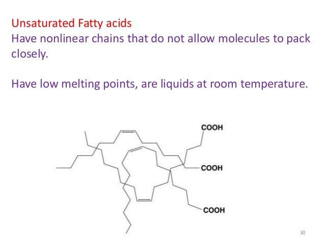 Is Linoleic Acid Solid At Room Temperature