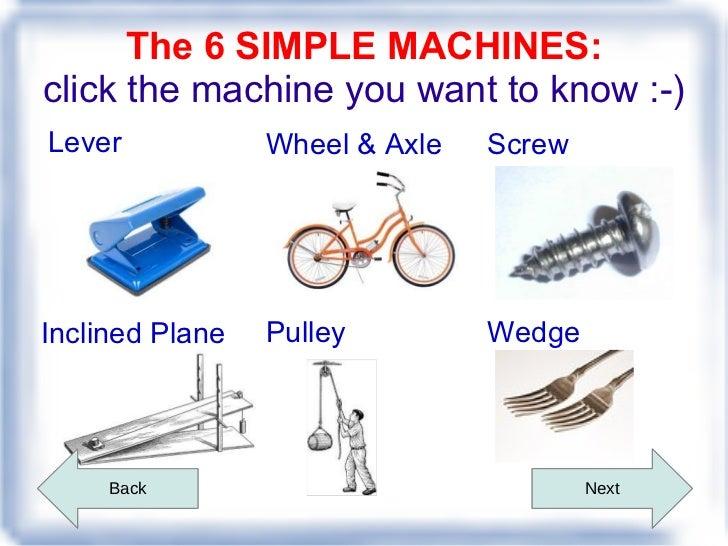 simple machine pic