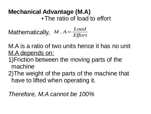 Simple machinesgears levers pulleys wheel and axle – Mechanical Advantage of Simple Machines Worksheet