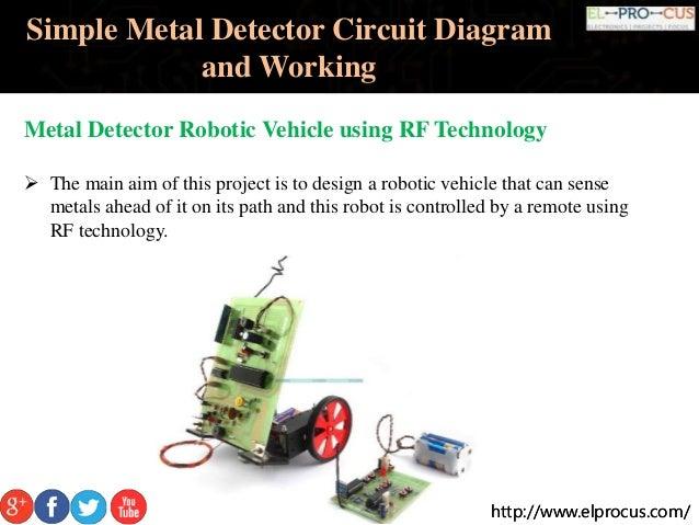 simple metal detector circuit diagram and working simple metal detector circuit 555 simple bfo metal detector circuit