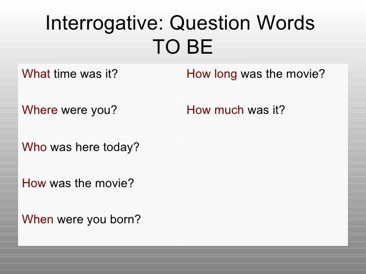Simple Past Presentation