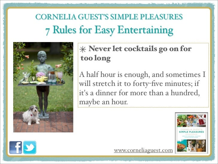 Simple pleasures by cornelia guest solutioingenieria Gallery
