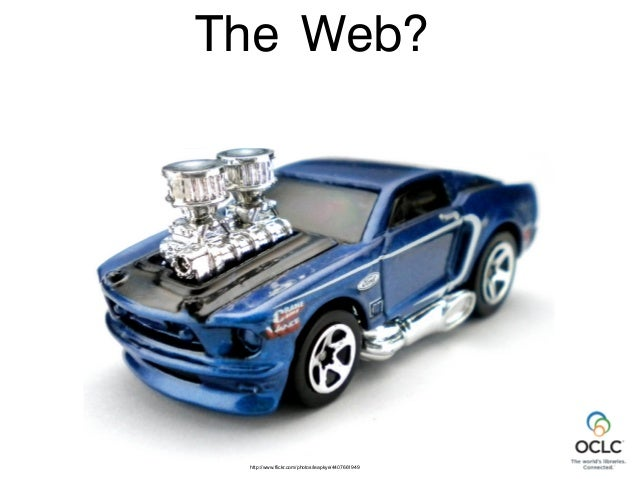 Web? Linking at it's core http://www.flickr.com/photos/leapkye/4407661949 The Powerful