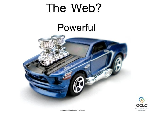 Web? ©AllPosters.com Linking at it's core link The Powerful