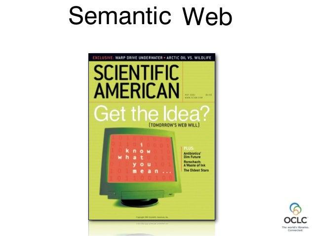 Web The Semantic Got a bad press