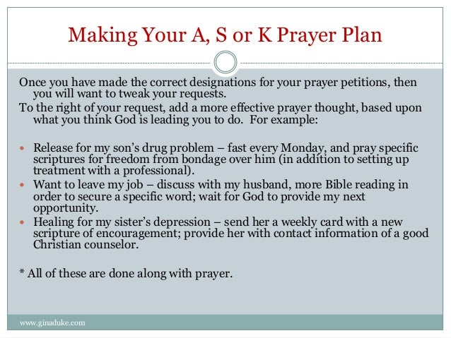 Simple method for organizing your prayer requests 9 expocarfo