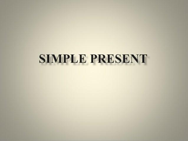 O presente simples pode ser usado para expressar:  1.uma ação habitual, ou seja, aquilo que costumamos  fazer sempre:  I a...