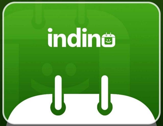 Indino Investor Presentation by Raymar Tirado