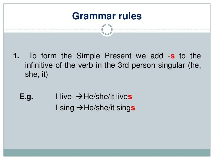 she and i grammar rules
