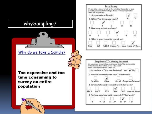 sampling simple random sampling