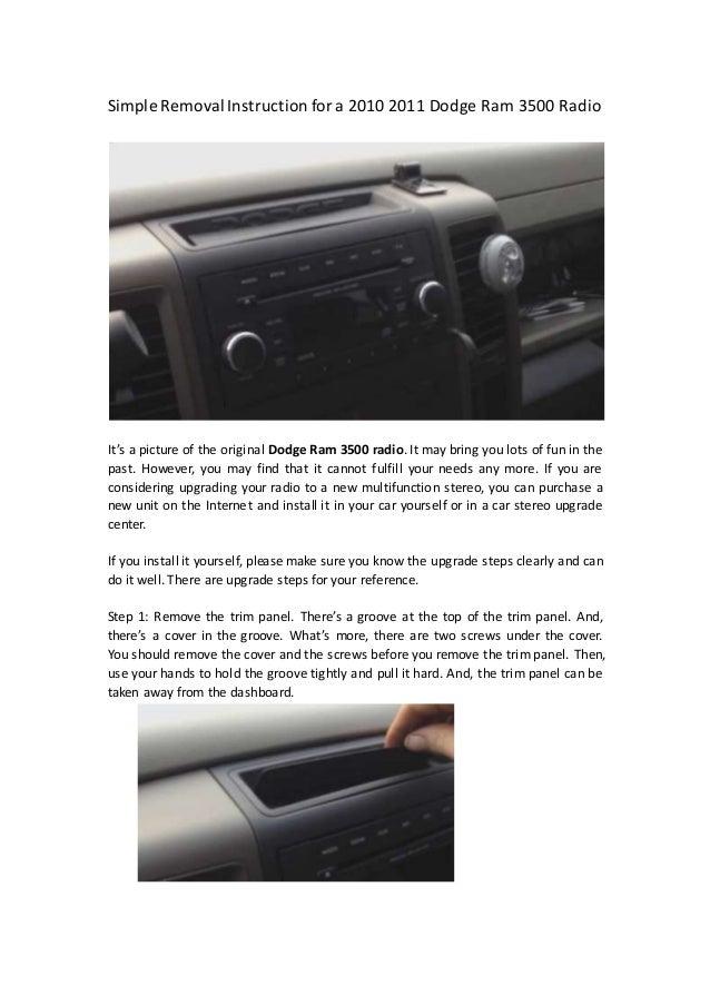 2011 Dodge Ram Radio Wiring Harness from image.slidesharecdn.com