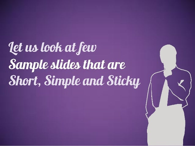 Simple Slides